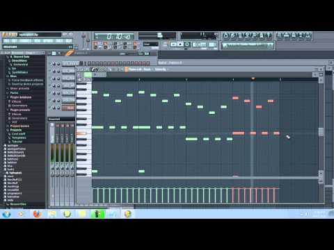 Acid Studio 8 - Making HipHop/Rap beats and more