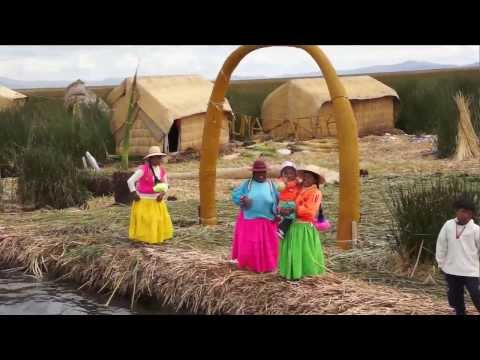 Hungry Riders Ep 20: Machu Picchu and Lake Titicaca