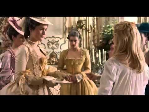 Dauphine Marie Antoinette. Waking up and dressing. By Sophia Coppola