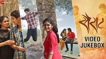 Sairat Full Movie All Songs | Video Jukebox | Ajay Atul | Nagraj Manjule