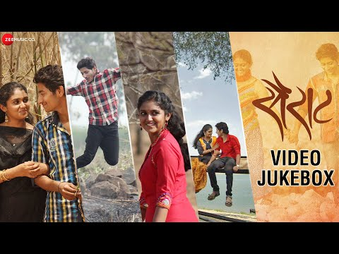 Sairat Full Movie All Songs | Video Jukebox | Ajay Atul | Nagraj Manjule