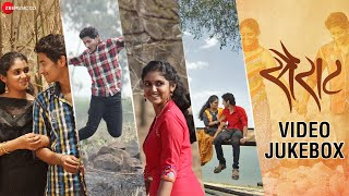 Sairat Full Movie Songs | Video Jukebox | Ajay Atul | Nagraj Manjule