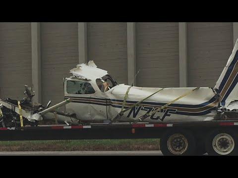 Pilot's Body Pulled From Anoka County Plane Crash