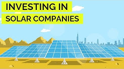 Investing in Solar Stocks 🌞