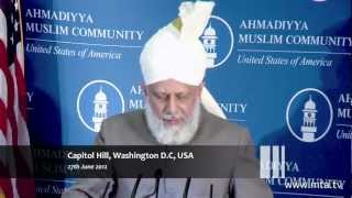 Leading the World to PEACE: His Holiness Mirza Masroor Ahmad