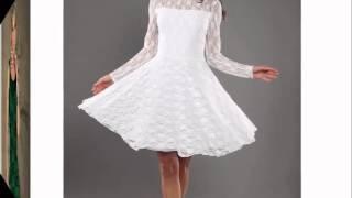 Платья из гипюра(, 2015-04-25T21:13:12.000Z)