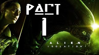 ► Alien : Isolation | #1 | Velká černá mrcha! | CZ Lets Play / Gameplay [1080p] [PC]