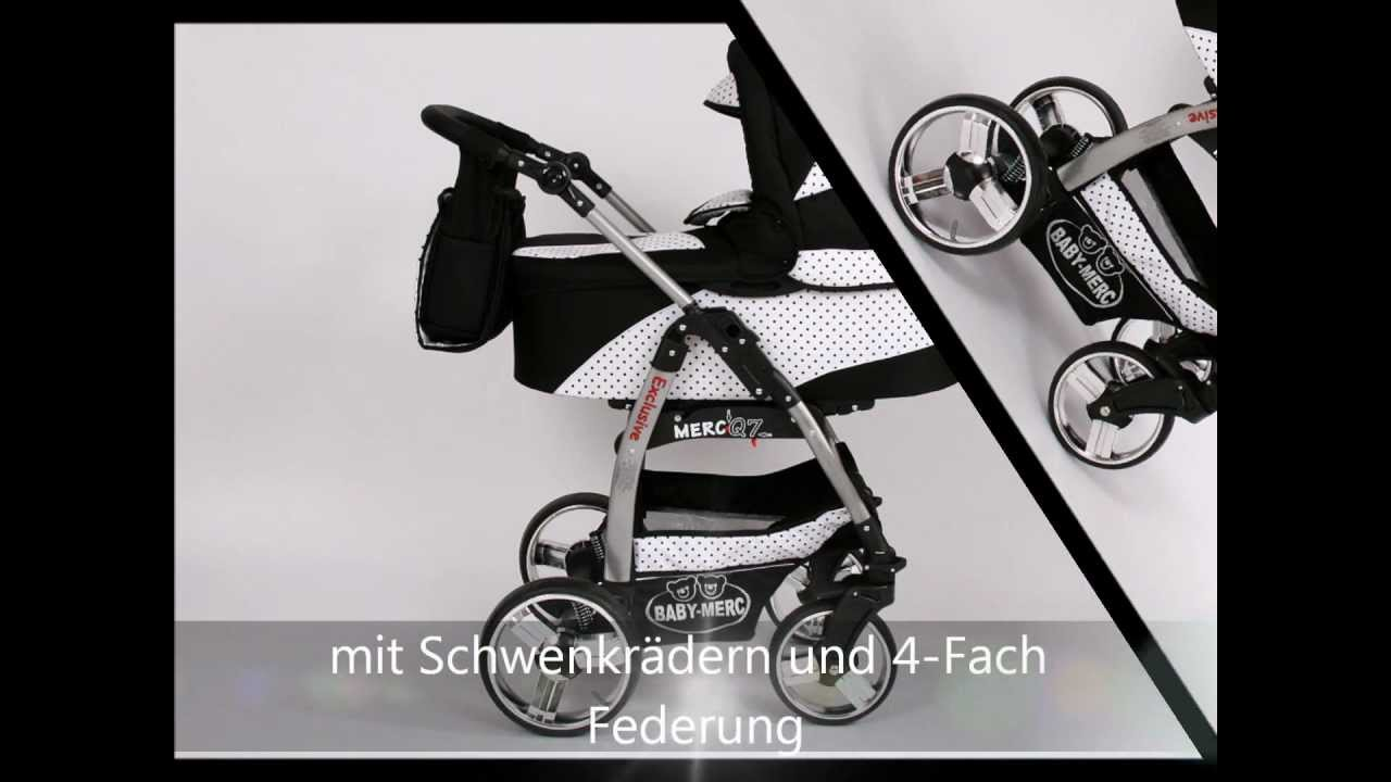 Baby Merc Kinderwagen Test