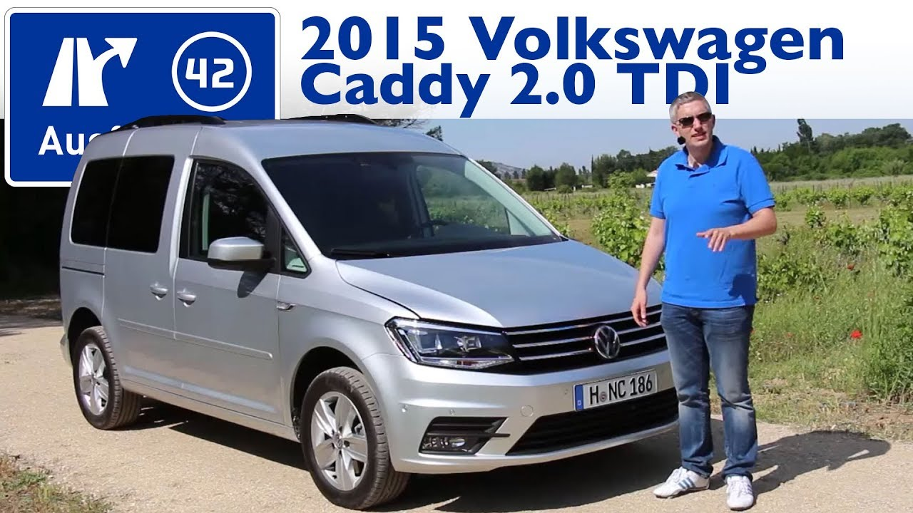 2015 volkswagen caddy 2 0 tdi comfortline 150 ps. Black Bedroom Furniture Sets. Home Design Ideas