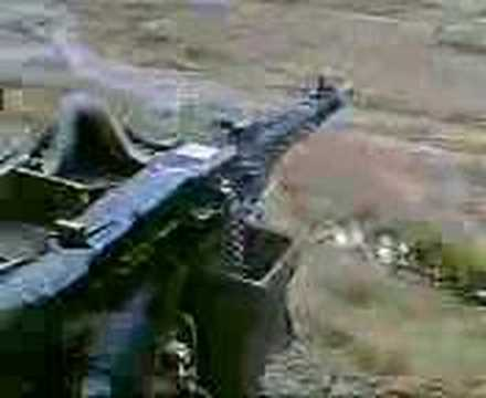 MG 87 (7.5mm) Leopard 2 Kuppel MG Machine Gun