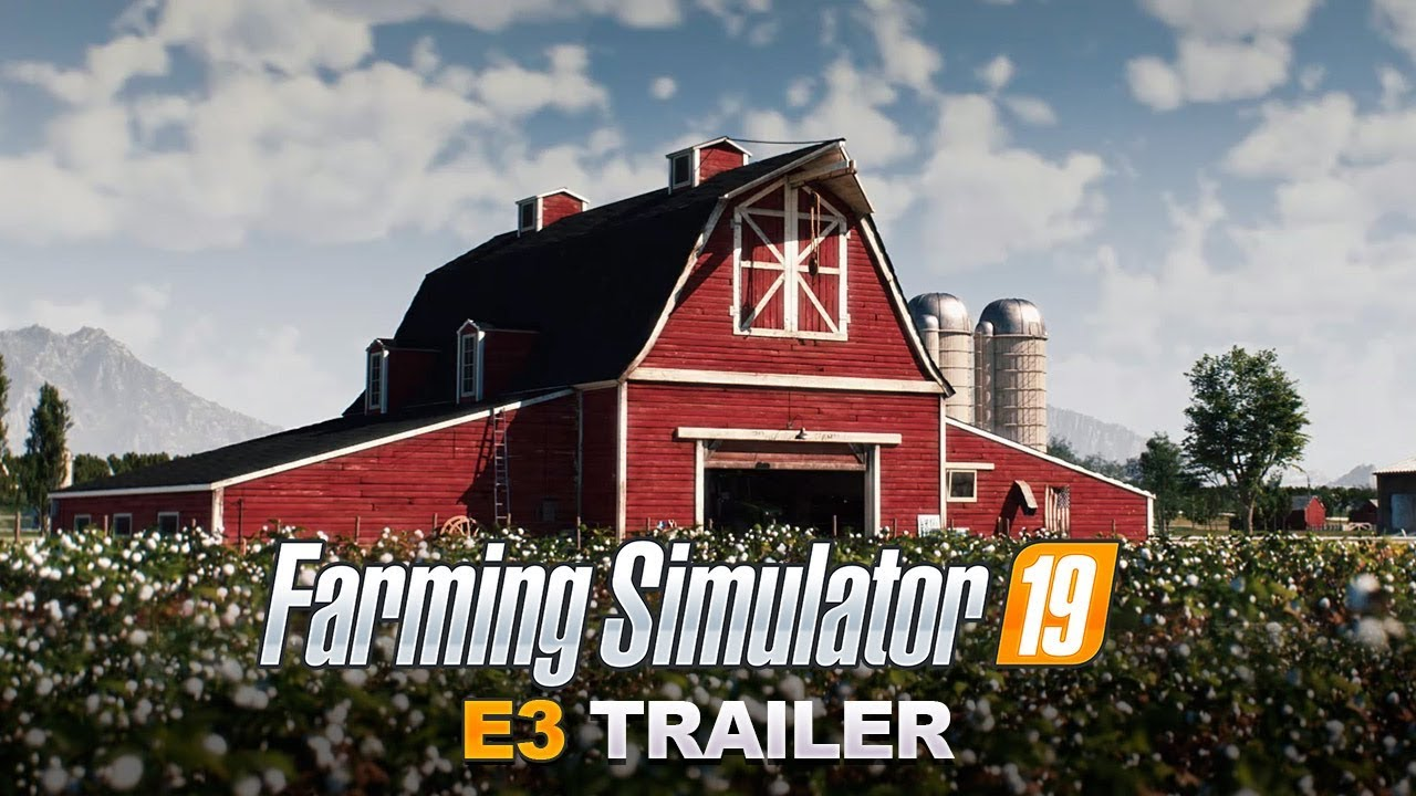 Farming Simulator 19 gets a November release date on PC