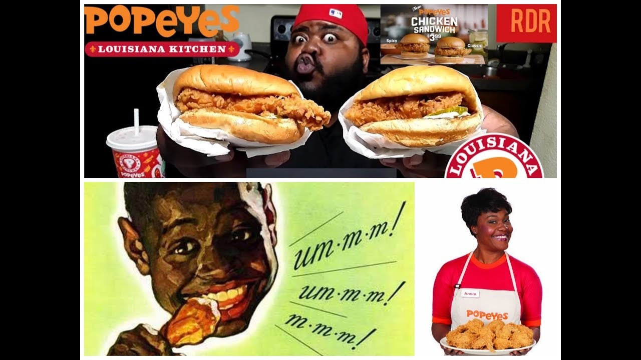 Tariq Nasheed: The Popeyes Plantation Auditions
