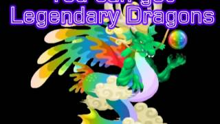 Dragon City - Get LEGENDARY Dragons EASY!!!!! [4]
