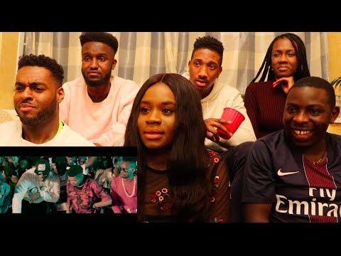 Tunji - Mat Za Ronga Remix ft.Khaligraph Jones ( REACTION VIDEO ) || @tunji254  @KHALIGRAPH
