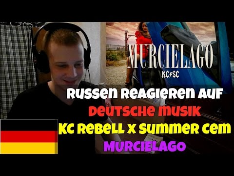 RUSSIANS REACT TO GERMAN RAP | KC Rebell x Summer Cem - MURCIELAGO | REACTION TO GERMAN RAP