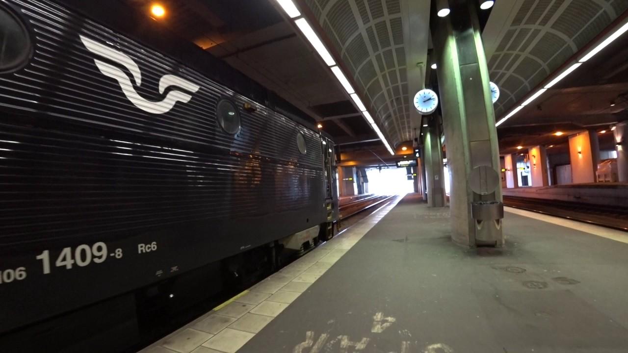 stockholm gävle tåg