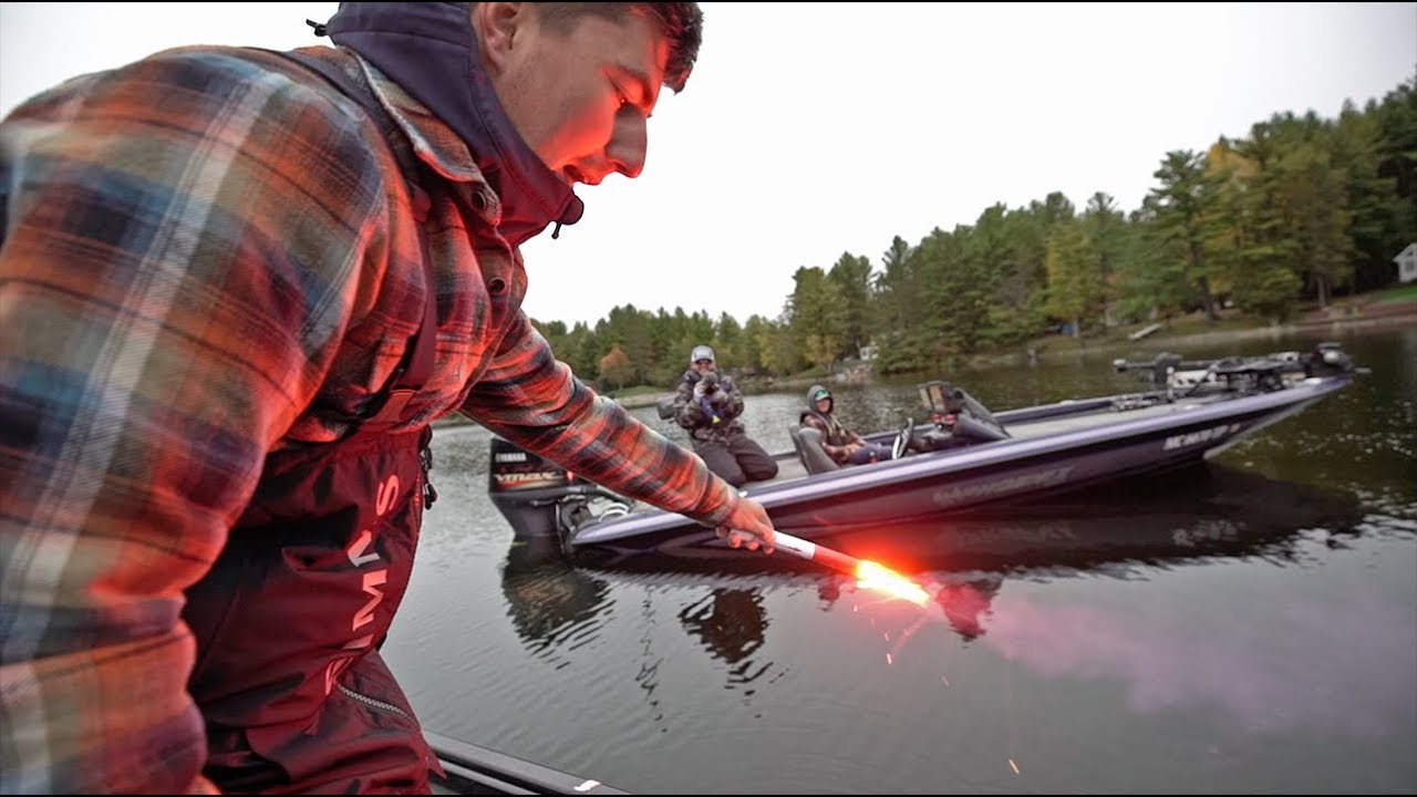 don-t-fish-in-front-of-duck-hunters-boat-problems