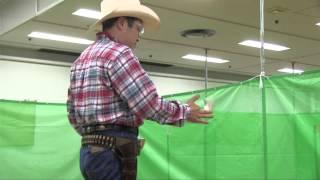 リボルバーオセロット!? 神業ガンプレイ SAA Gun play