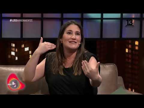 ¿Belen Mora vengativa?  ¿Celosa? Los 5 Mandamientos, Canal 13.