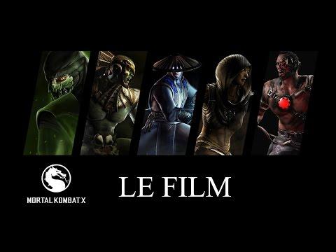 Mortal kombat X / Le film d'animation complet | HD | fr