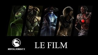 Mortal kombat X / Le film d'animation complet | HD | fr