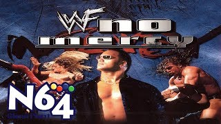 WWF No Mercy - Nintendo 64 Review - HD
