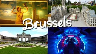Places to visit in Brussels | Belgium