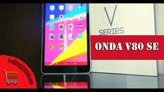 Обзор ONDA V80 SE - бюджетный Android планшет с экраном FullHD