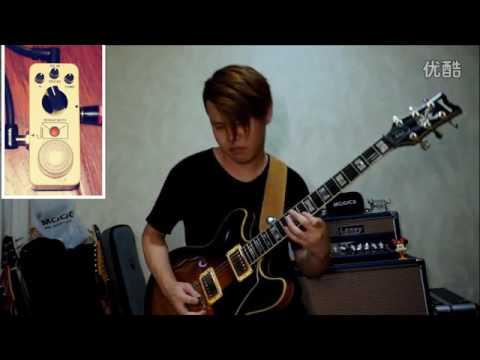 MOOER Envelope Electric Guitar Effect --- Bates Music Shop