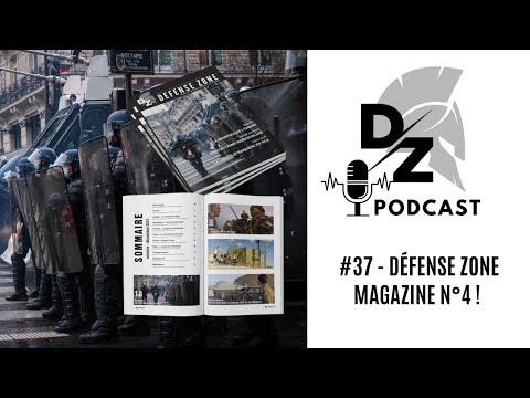 Sortie du magazine Défense Zone #4 !