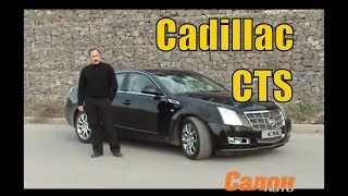 Cadillac CTS V-3.6, 311 л.с.