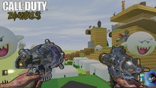 SUPER MARIO TOWERS HARDCORE CUSTOM ZOMBIES Y THE LAST DRAGON   BLACK OPS 3 ZOMBIES MOD TOOLS