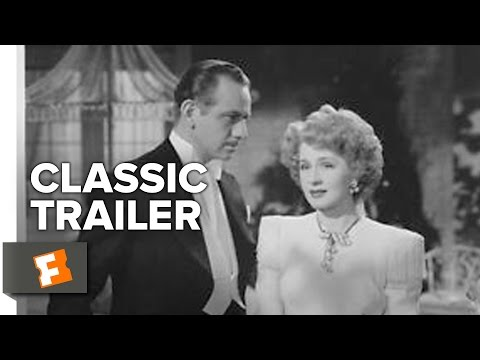 We Were Dancing (1942) Official Trailer - Norma Shearer, Melvyn Douglas Movie HD