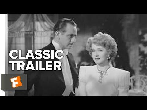 We Were Dancing 1942    Norma Shearer, Melvyn Douglas Movie HD