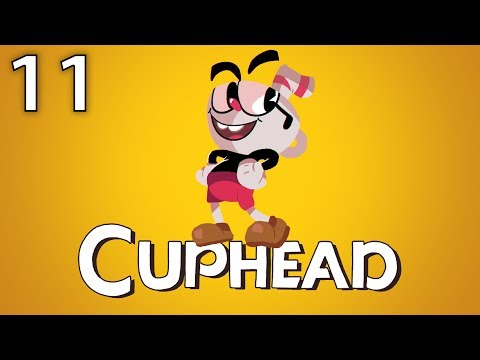 Northernlion Plays - Cuphead - Episode 11 [I Really Like The Boss Patterns In This One]