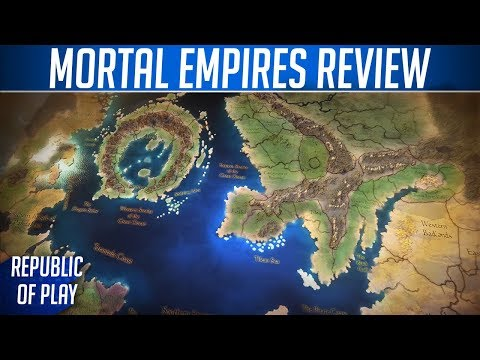 MORTAL EMPIRES REVIEW - TOTAL WAR: WARHAMMER 2