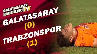 Galatasaray U19 0-1 Trabzonspor U19 MAÇ ÖZETİ (Süper Lig U19 Gelişim Ligi Final Maçı) | 13.07
