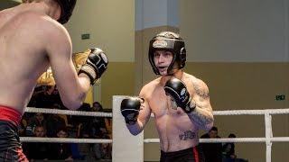 Rafał Gnatkowski (Fight Academy Ostrołęka) - Tomasz Sowa (Fighter Giżycko)