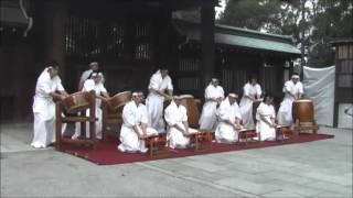 鎮魂の曲(復興祈願祭2012)大徳山太鼓回天保存会
