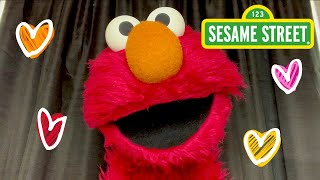 Sesame Street: Elmo's Virtual Hug | #CaringForEachOther