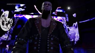 WWE 2K15 The Undertakers Entrance.