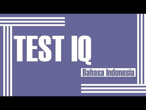 TEST IQ Part 1 [INDONESIA]