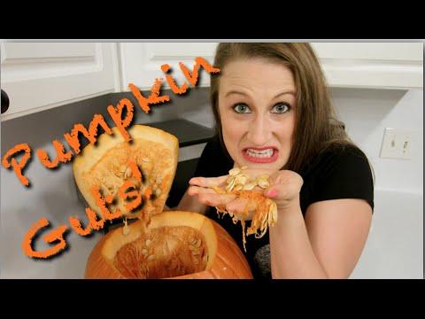 How To Use Pumpkin Guts!