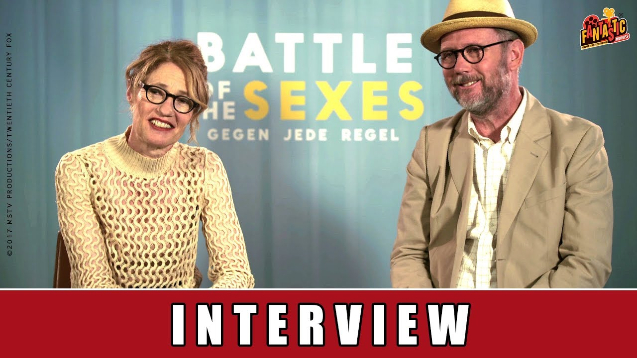 Battle of the Sexes - Interview I Valerie Faris I Jonathan Dayton