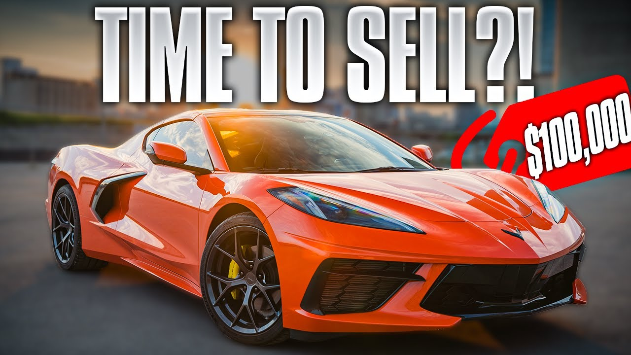 Is it time to SELL our Corvette C8?!