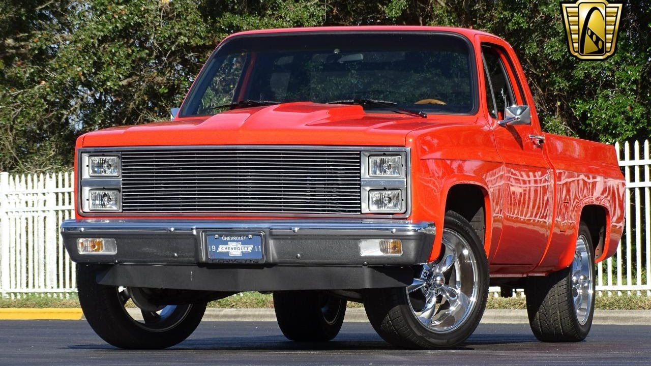 Cars For Sale In Orlando >> 1982 Chevrolet C10 Silverado Gateway Classic Cars Orlando #680 - YouTube