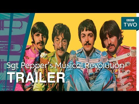 Sgt Pepper's Musical Revolution with Howard Goodall: Trailer - BBC Two