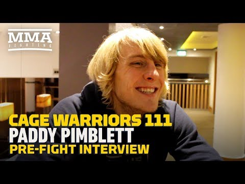 Paddy Pimblett Open To Accept Third Offer From UFC - MMA Fighting