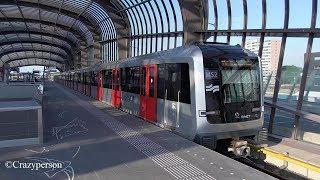 Metro 52 Noord Zuidlijn Amsterdam Noord - Zuid #NoordZuidlijn