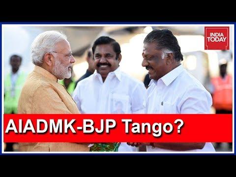 AIADMK Confirms: Open To Alliance For Lok Sabha Polls
